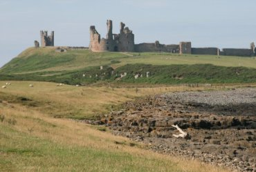 Dunstanburgh Castle, Craster