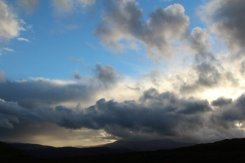 Evening clouds, Kirkstone Pass