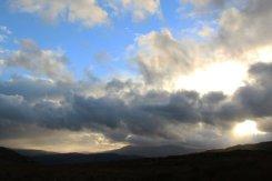 Evening clouds, Kirkstone Pass
