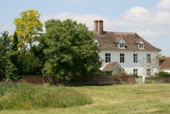 Georgian house, Rosamund's Green, Frampton on Severn