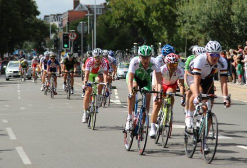 Germany, Ireland. London – Surrey Cycle Classic Race, 14th August 2011