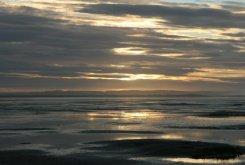Goswick Sands, Holy Island, Lindisfarne