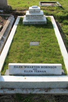 Grave of Ellen Ternan, Charles Dickens last love, Highland Road Cemetery, Southsea