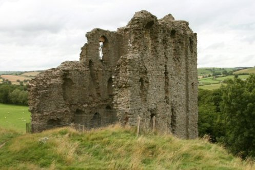 Great Tower, Clun Castle, Clun