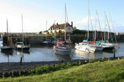 Harbour, Porlock Weir, Exmoor