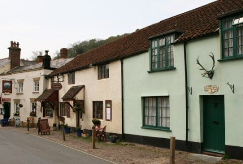 Hathaways of Dunster and Stagshead House, Dunster, Exmoor
