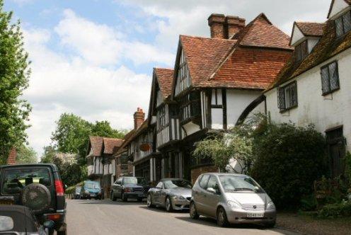High Street, Chiddingstone