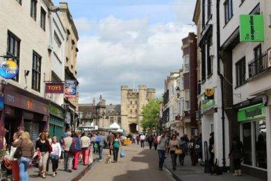 High Street, Wells