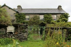 Hill Top, Beatrix Potter's farmhouse, Near Sawrey