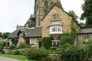 House designed by John Robertson of Derby, Edensor
