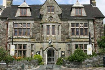 King Arthur's Great Halls, Tintagel