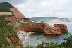 Ladram Bay, near Sidmouth