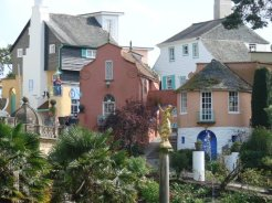 Lady's Lodge and The Roundhouse, Portmeirion