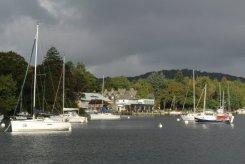 Lakeside, from Fell Foot Park, Newby Bridge, Lake Windermere