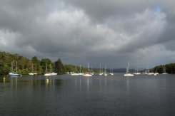 Lake Windermere, Fell Foot Park, Newby Bridge