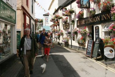 Lanadwell Street, Padstow