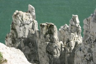 Langdon Cliffs, White Cliffs of Dover