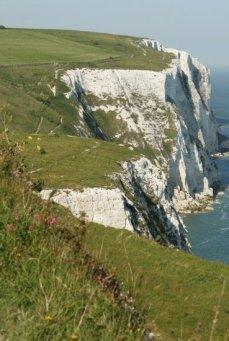 Langdon Cliffs, White Cliffs of Dover