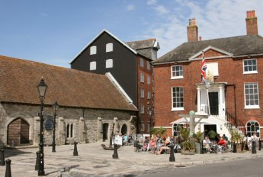 Local History Centre and Custom House, The Quay, Poole