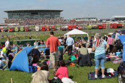Lonsdale Enclosure, Queen's Diamond Jubilee, The Epsom Derby