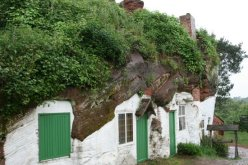 Lower Rock Houses, Holy Austin Rock, Kinver Edge