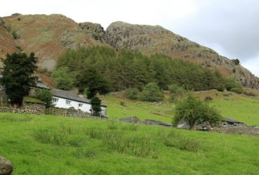 Millbeck Farm, Great Langdale