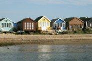 Mudeford Sandbank Beach Huts, Mudeford