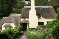 National Trust Information Centre, Selworthy Green, Selworthy