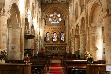 Nave, Waltham Abbey Church, Waltham Abbey