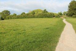 Path to Glastonbury Tor, Glastonbury