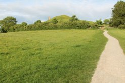 Path to Glastonbury Tor, Glastonbury