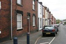 Portland Street, Hanley, Stoke-on-Trent