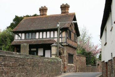 Priest's House, Church Street, Dunster, Exmoor