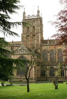 Priory Church, Great Malvern