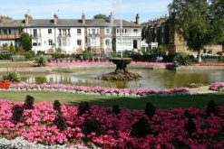 Prittlewell Square Gardens, Southend-on-Sea