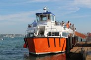 'Purbeck Princess' Brownsea Island Ferry, Brownsea Island