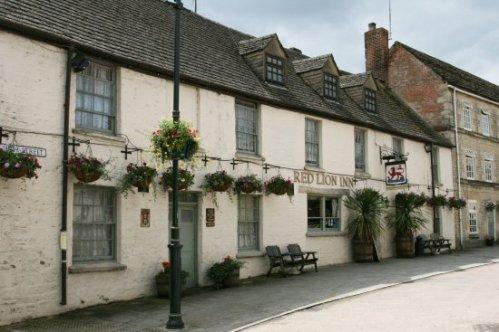 Red Lion Inn, High Street, Cricklade