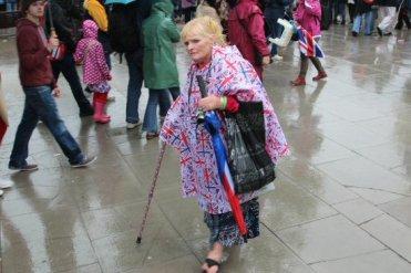 Reveller, Queen's Diamond Jubilee, Thames Pageant
