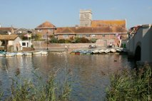 River Frome, Wareham