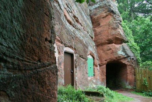 Rock Houses, Holy Austin Rock, Kinver Edge