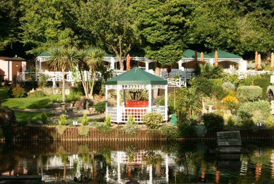 Rose Cottage Tea Gardens, Cockington
