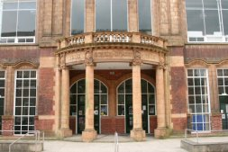School of Art, Queen Street, Burslem, Stoke-on-Trent