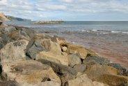 Sea defences, Sidmouth