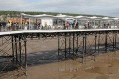 South side, Grand Pier, Weston-super-Mare