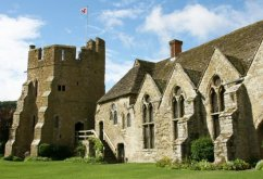 South Tower, Solar Block and Hall, Stokesay Castle