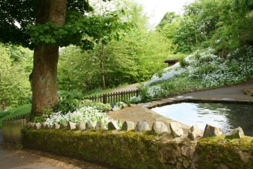 St. Ann's Well Garden, Great Malvern
