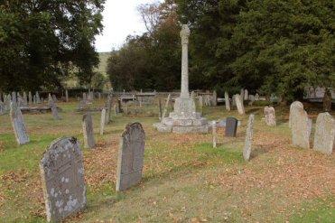 St. Faith's Churchyard, Dorstone