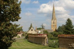 St. Gregory's Church Spire, Tredington