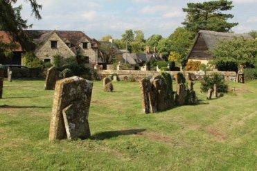 St. Gregory's Churchyard, Tredington