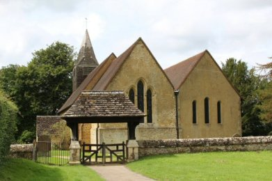 St. James Church, Abinger Common